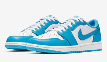 Eric Koston x Air Jordan1 Low SB กับโทนสี UNC
